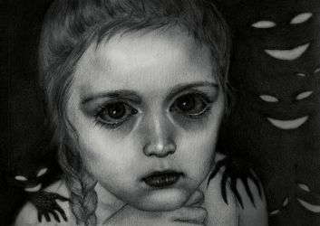 Horrors of childhood by MademoiselleNoName