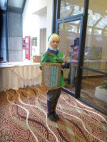 Link Cosplay by videogameking613