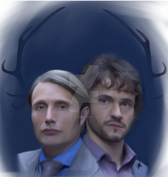 Hannibal by RoadKillBarbie