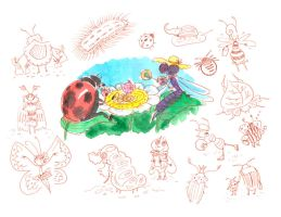 Insects 2 by jkBunny
