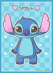 Stitch by xXMandy20Xx