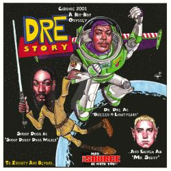 A Dre Story by 555DRE