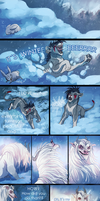 Winter coat (comic) by Whiluna