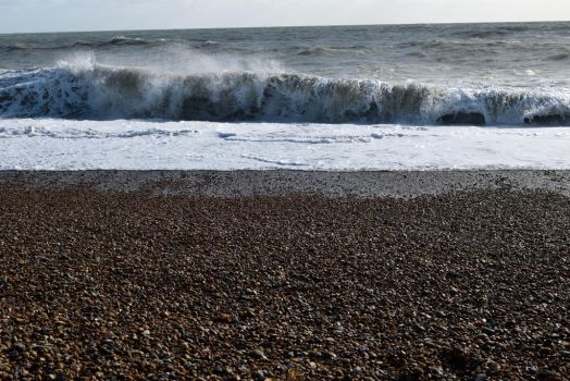 DSC 0003 Bexhill Beach by wintersmagicstock