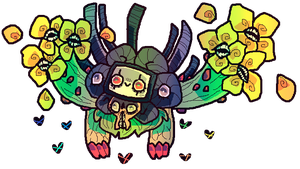 Omega Flowey: Chibi????? by afroclown
