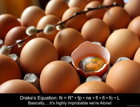 Drake's Equation by reverbstudios