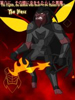 The Eighth Darkness: The Ifrit by TheScarletMercenary