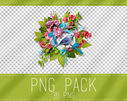 PNG pack by black-white-life (51) by ByEny