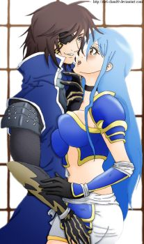 Are you ready? - Date Masamune (Basara and Otome) by Rael-chan89
