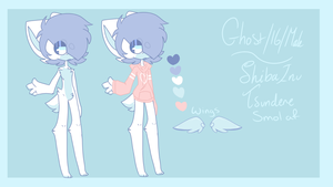 [REF] Ghost by SOUR-PRINCE
