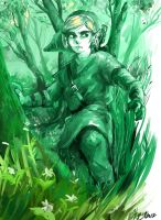 Celtic Forest by some-hipster