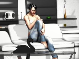 Feeling Drained, chapter four by Soviet-Superwoman