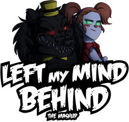Left my mind behind_Mashup Logo by NamyGaga