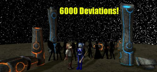 6000 Deviations by HectorNY
