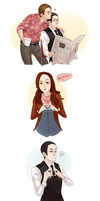 Are You Working Up... by soopabunnie