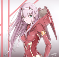 Zero Two by Demonconstruct