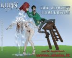 Lupin the 3rd Ice Bucket Challenge by maurizio75g