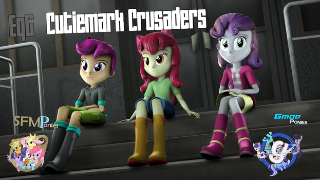 [SFM/Gmod] Cutie Mark Crusaders Pack v 1.0 by Sindroom