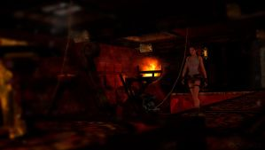 Tomb Raider 2: Temple of xian by doppeL-zgz