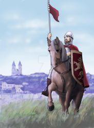 ST. Wenceslaus by EliSand