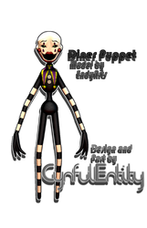 Model Showcase: Diner Puppet by CynfulEntity
