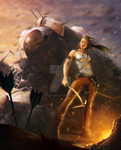 Tomb Raider - Iron Will by LarryWilson