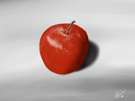 The apple by azieser