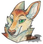 Experiment: Watercolour Jenny by Temrin
