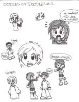 Oodles of Doodles 1 by Chrisboe4ever