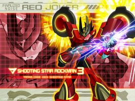 Megaman:Red Joker by Ced247