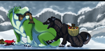 [CP payment] Successful catch by noctae-corvus