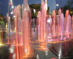 Fountains of Light 2 by CosmoWonderly