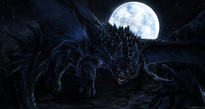 How to Train your Dragon - Toothless by Isvoc