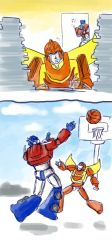 Let's play bball by mmmmmr