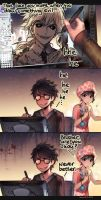 When drawing something evil.. by kawacy