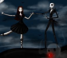 jack and sally by petite-filou
