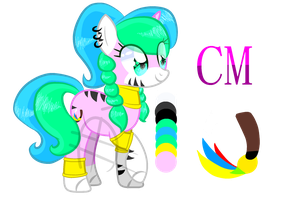 REF Paintbow Spark by meoconchi