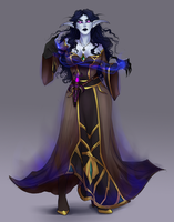 Shadow priest by ammatice