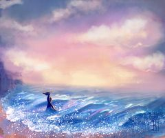The Arms of the Ocean by GinnyKZ