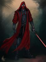 Darth Satus by Peter-Ortiz