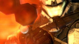 Halo: Reach - Conflagrate by pizzagrenade