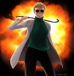 Boom baby. by andante-ace