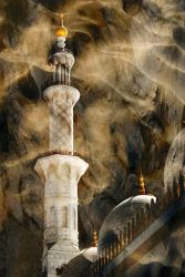 Mosque n.2 by calikal