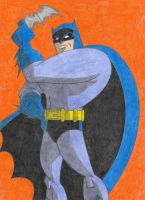 Batman: The Brave and the Bold by Krisztian1989