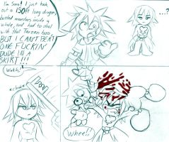 The Fun Of Kingdom Hearts by Aquavore35