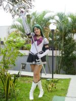 Sailor Pluto Cosplay by LuLuPixCupcake