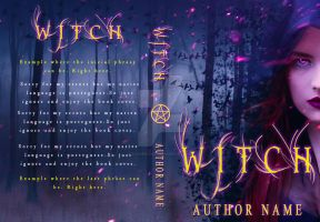 The witch full cover ( Avaliable) by liviapaixao