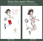 Before and after - FIFA World Cup by tranki-zieleniack