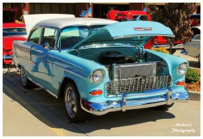 Nice 1955 Chevy by TheMan268