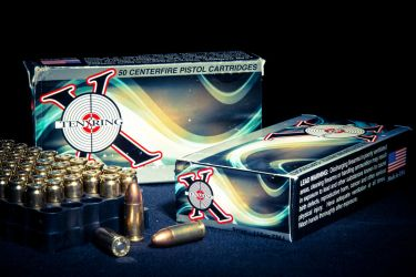 X Ring Ammo by CarlMillerPhotos